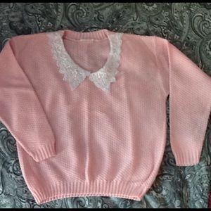 Ladies sweater size XL